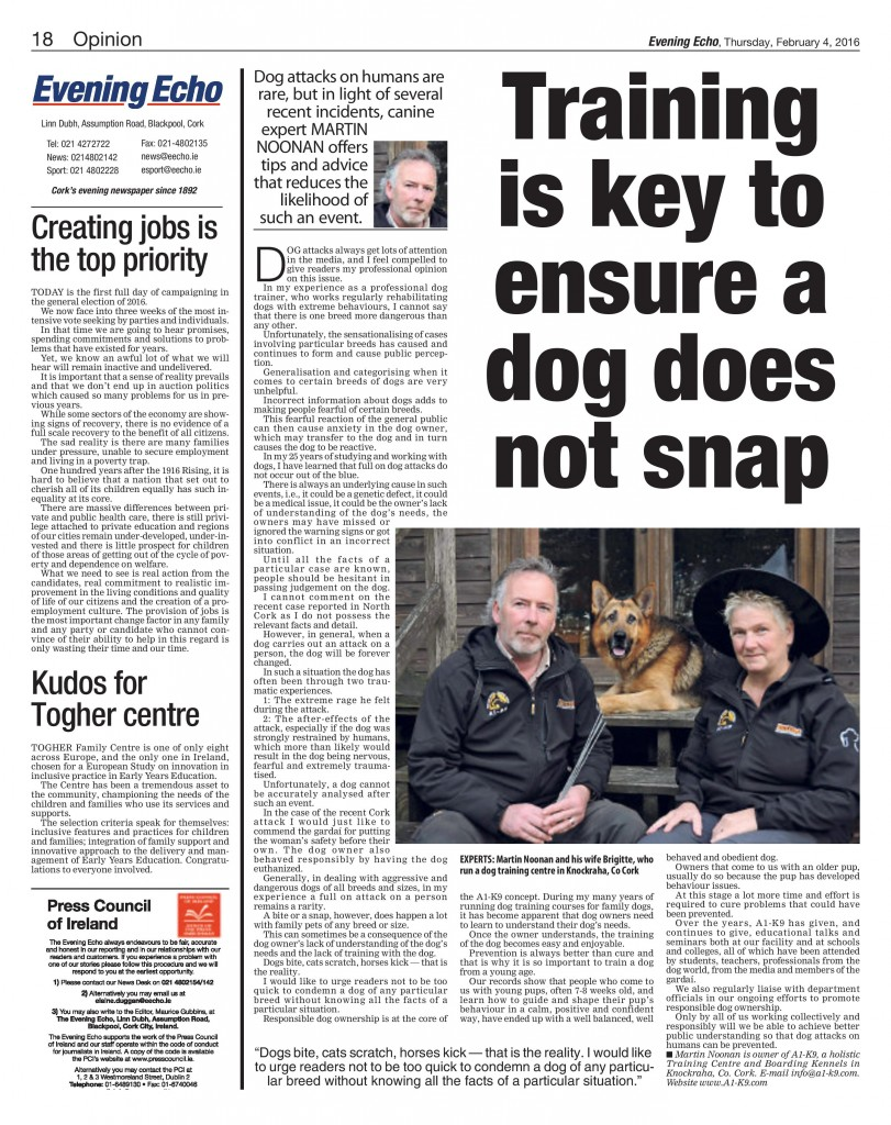Evening Echo 4.2.2016-page-001